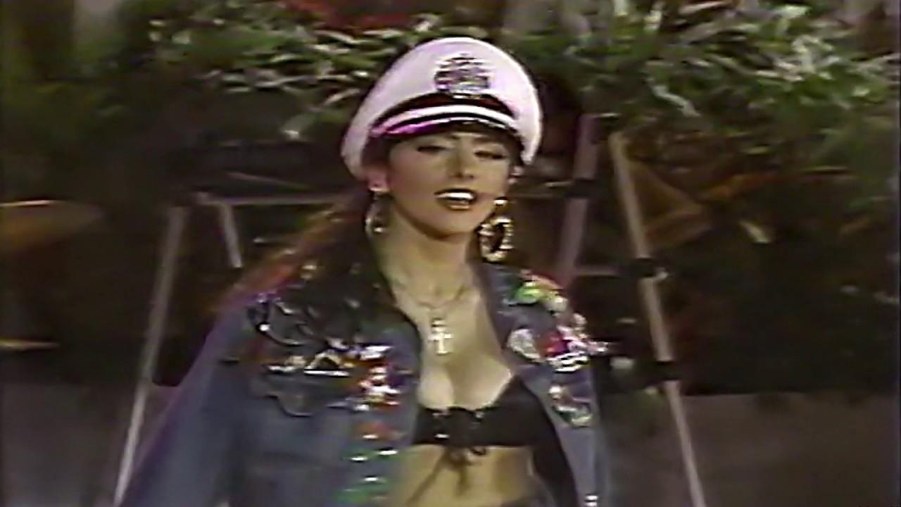 Download Sabrina Salerno - Hot Girl live HD
