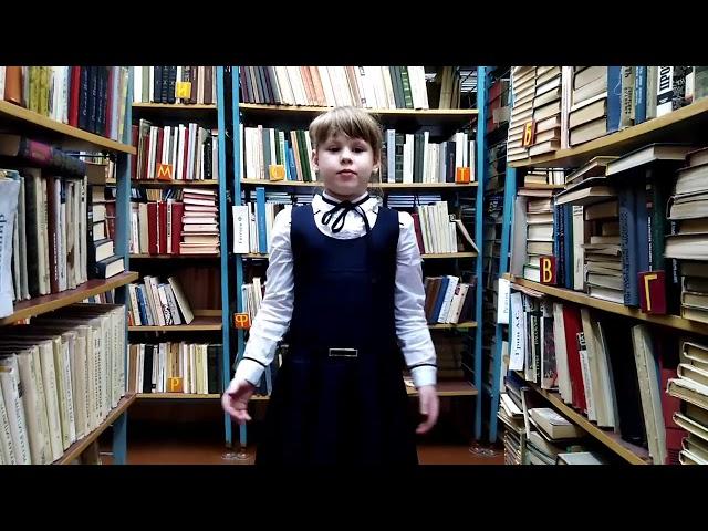 Изображение предпросмотра прочтения – СофияВодовозова читает произведение «Травка зеленеет» А.Н.Плещеева