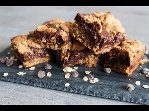 Starbucks Mimic Oat Fudge Bars Recipe- 4 Mins Or Less Recipes