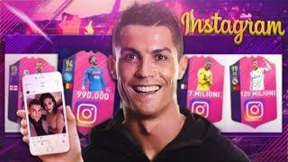 ECCO LA SQUADRA CON PIÙ FOLLOWER!!! ► FIFA 18 INSTAGRAM CHALLENGE!!! [SePPi] ᴴᴰ