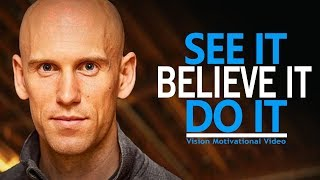 Скачать SEE IT BELIEVE IT DO IT Best Motivational Video For Success Students And HAVING A VISION
