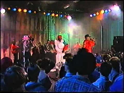 Public Enemy live Dutch TV 1988 part 1
