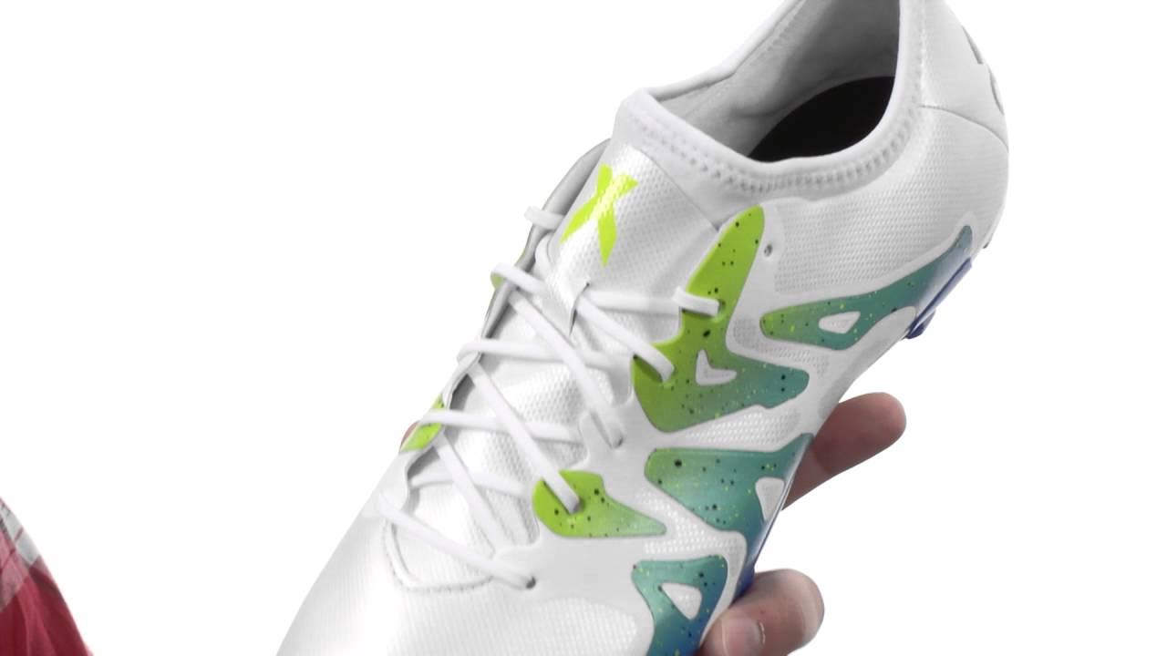 hot sale online 1ab16 35f59 adidas X 15.2 FG/AG SKU:8600429