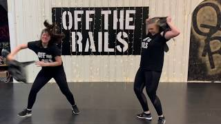 "DANCE CARDIO - ""SURVIVOR"" (ROUTINE 8) - OFF THE RAILS ONLINE"