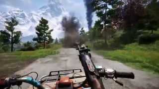 FAR CRY 4 - Trailer # 6 (Weapons of Kyrat) HD