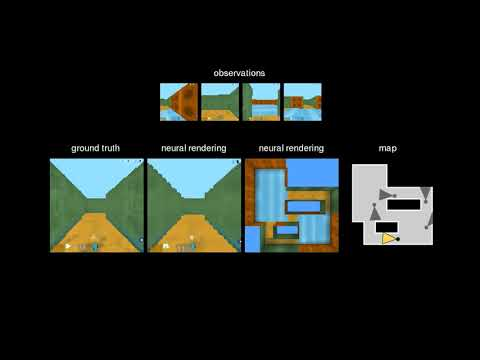 DeepMind's AI learned to turn flat images into 3D scenes