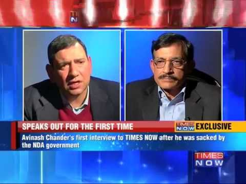 Sacked DRDO Boss Speaks Out