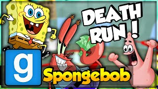 SpongeBob! (GMod Death Run) #1