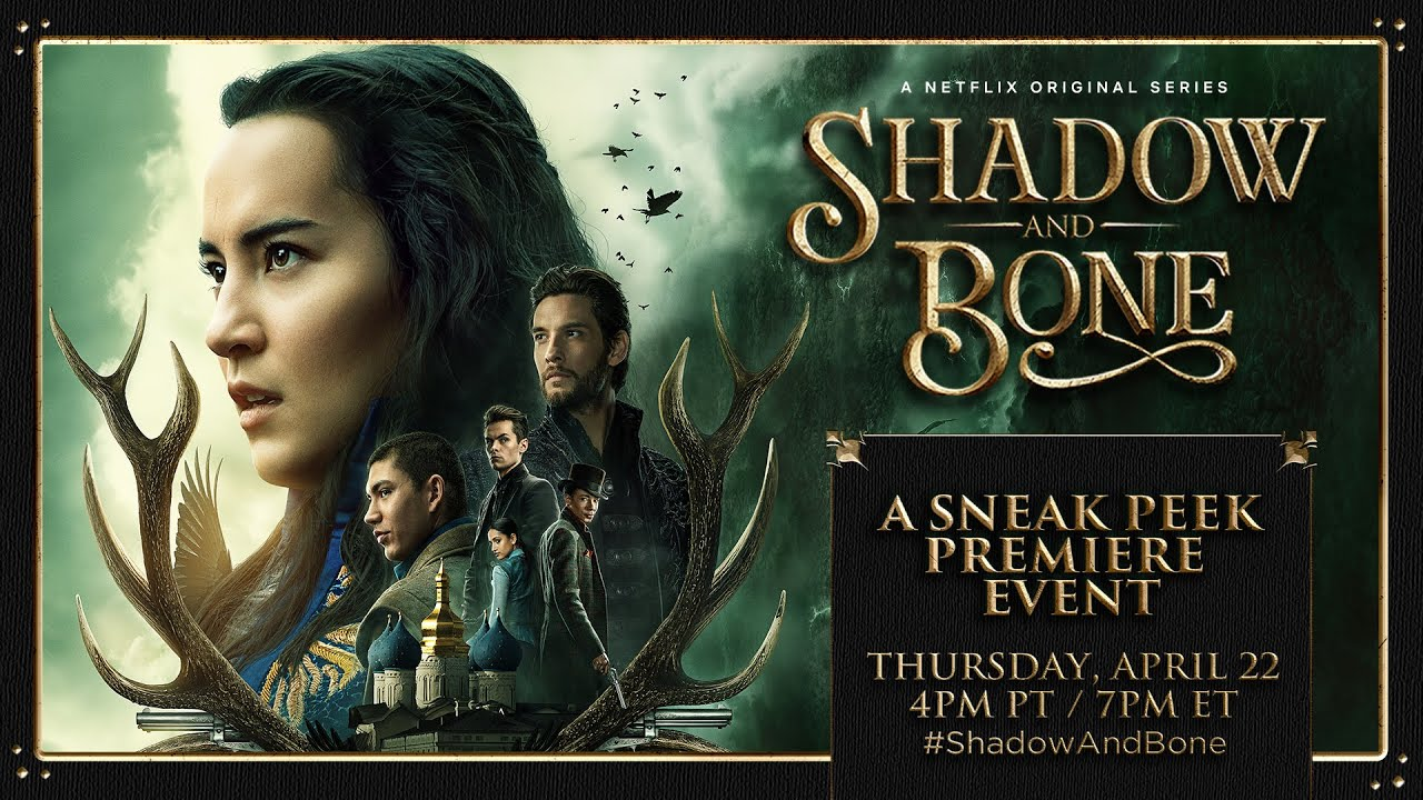Shadow and Bone Cast Reveal 10 Minute Sneak Peek, BTS Moments, & Exclusive Clips | Netflix