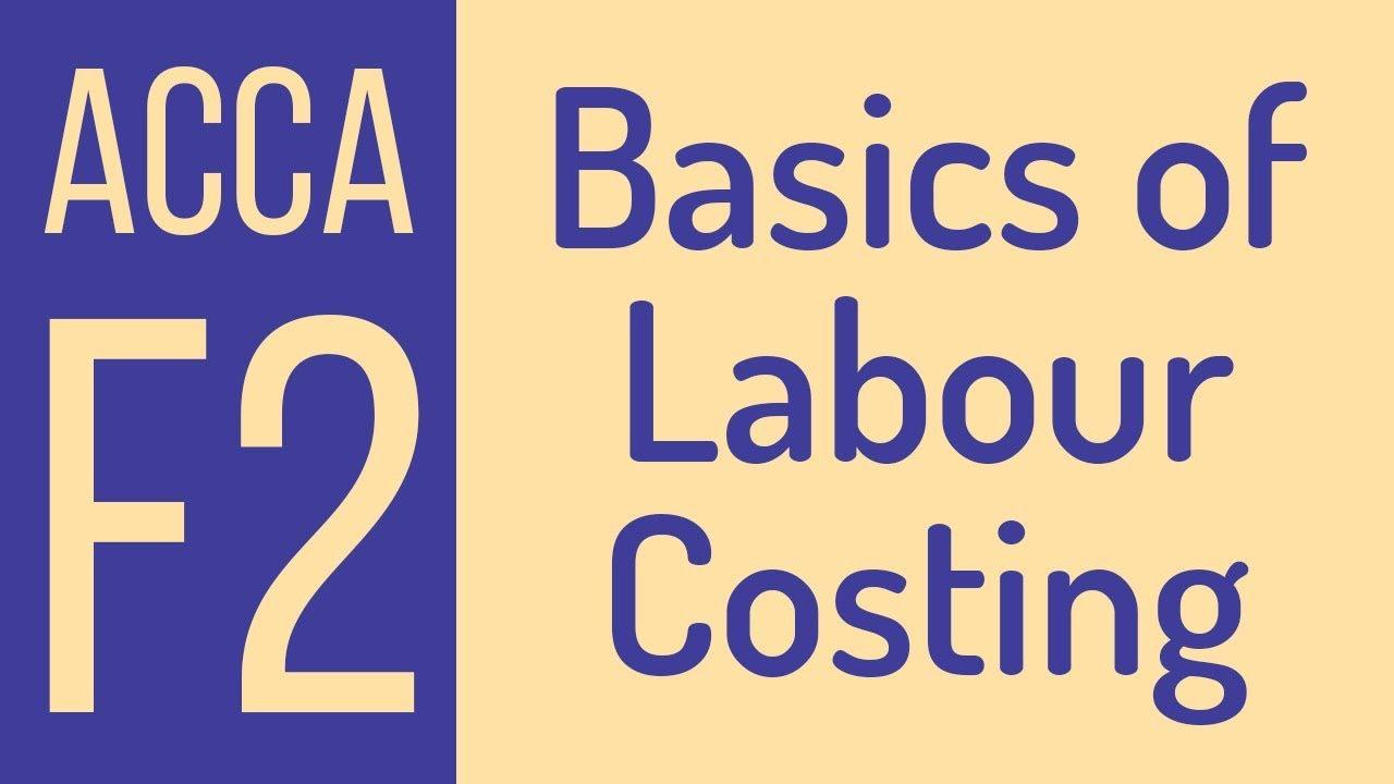 Download Basics - Labour Costing [Eng]