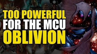 Too Powerful For Marvel Movies: Oblivion