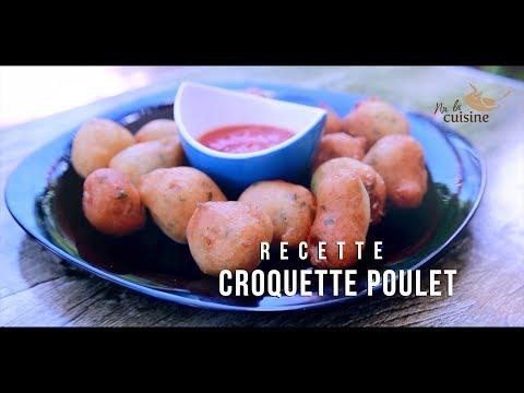 CROQUETTE POULET