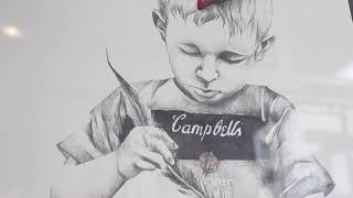 Exposition mobile #8 Camille Cathudal, Libérer le dessin / Le laboratoire culturel