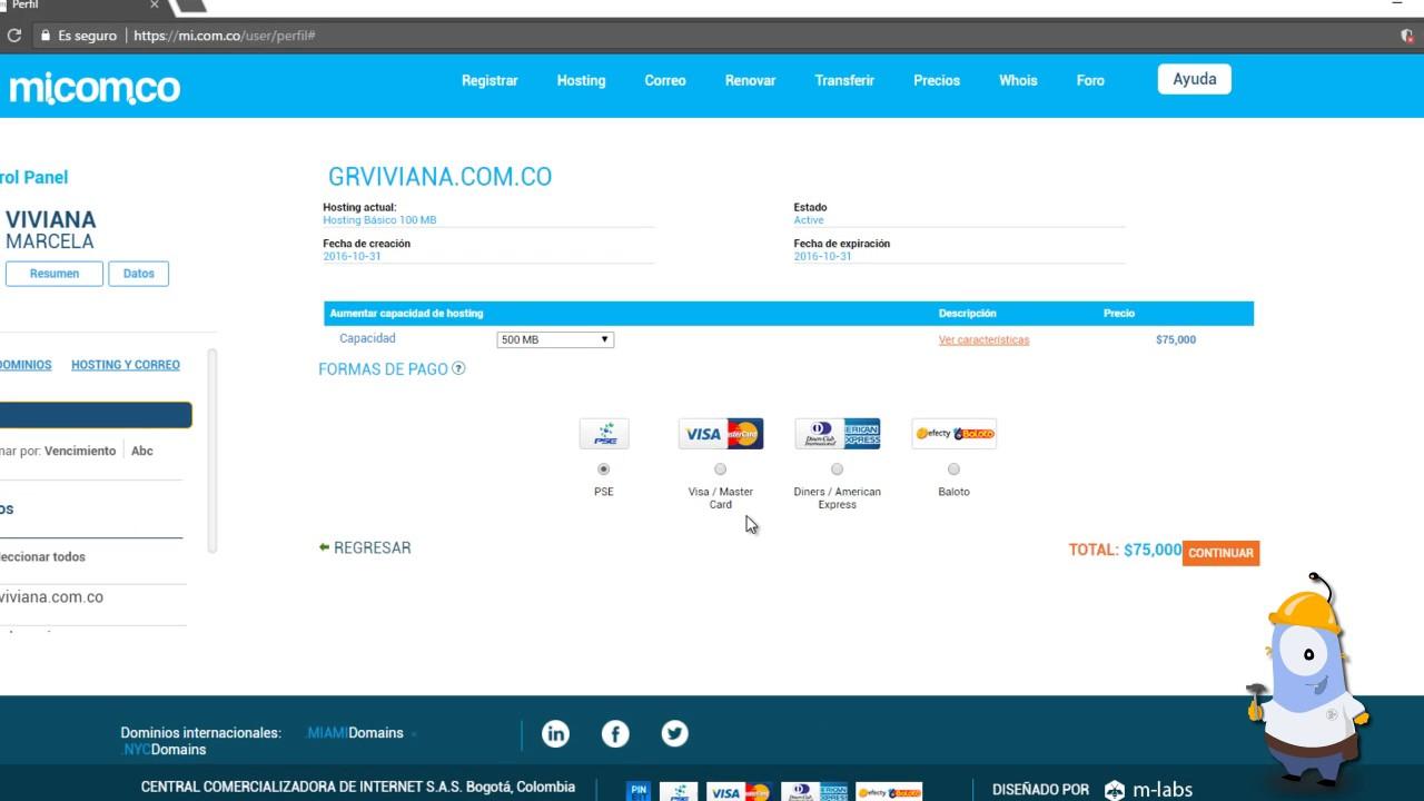 Phpmyadmin2014 - Ampliar Capacidad De Hosting