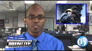 THE GLEANER MINUTE: Kartel case review... Riverton burns... BoJ ready to intervene...