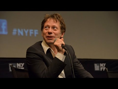 Mathieu Amalric on 'The Diving Bell and the Butterfly'
