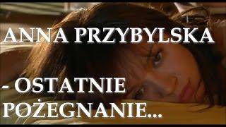 Anna Przybylska - ostatnie pożegnanie wspaniałej aktorki... - pogrzeb