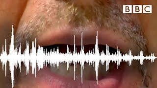 Try this bizarre audio illusion! 👁️👂😮 - BBC
