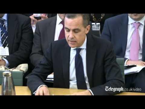 Mark Carney on his £800,000 salary