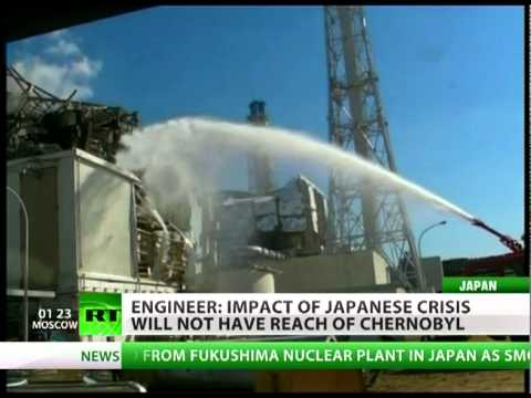'Fukushima no global disaster unless fuel discharged' - Chernobyl engineer