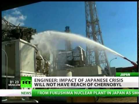 'Fukushima no global disaster unless fuel discharged' - Chernobyl engineer streaming vf