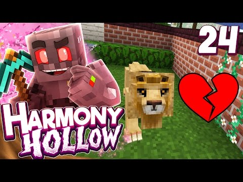 Minecraft Harmony Hollow Modded SMP Episode 24: Marriage Hassle