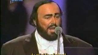 Barry white & Pavarotti