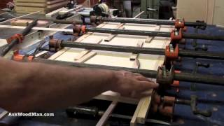 "3/8"" Solid Wood Edge Banding For Plywood Doors And Drawers - Woodworking Tip"