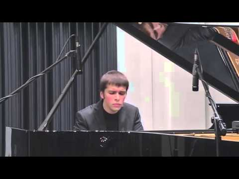 Taratushkin Mark, Russia - The 9th International Paderewski Piano Competition, Bydgoszcz, Poland
