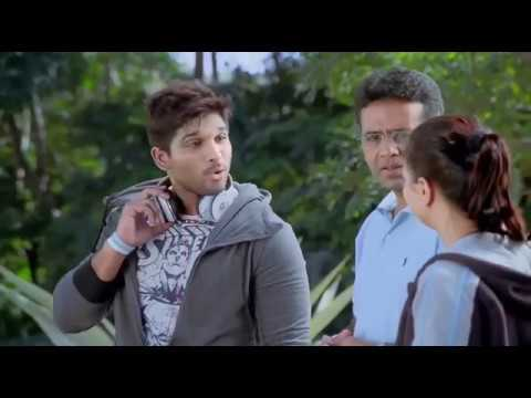 Allu Arjun super dance in Colgate Ad | Allu Arjun dancing & Jogging in Ad