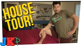 House Tour ft. Joe Jo