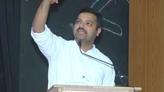 Yuva Brigade Mysuru - Chakravarty Sulibele Speech - Vivekananda Rock Day 2014 - PART 3