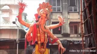 Mumbaicha Raja Visarjan 2016