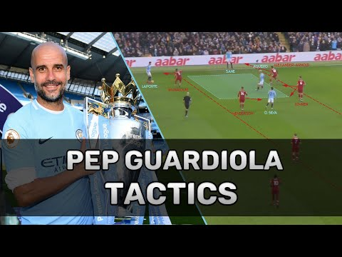 Pep Guardiola: Why He's A Class Apart - Secrets Behind Success REVEALED (Basic & Advanced Analysis)