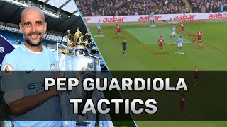 Pep Guardiola: Full Tactical Breakdown - Secrets Behind Success REVEALED (Basic & Advanced Tactics)