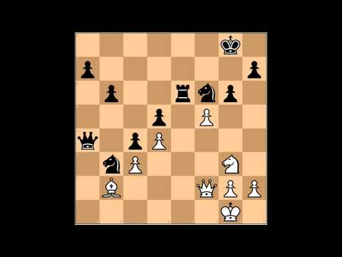 Botvinnik vs Capablanca Chess Game - No commentary - No analysis - Just enjoy the game. |