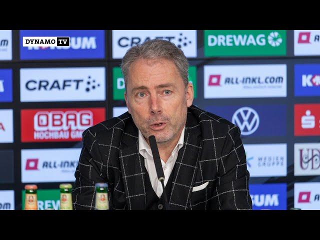 Re-LIVE: Präsentation von Jürgen Wehlend als neuer kaufmännischer Geschäftsführer