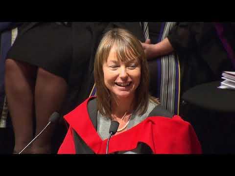 Edinburgh Napier University Graduation Thursday 1st Nov 2018 PM
