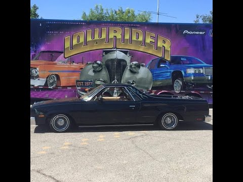 Carnales Unidos Lowrider Sanctioned Benefit Car Show