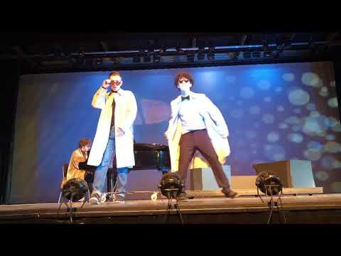 Curtis High School variety show 2018