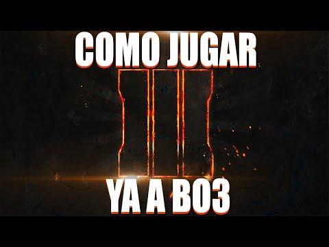 BO3 : ¡COMO JUGAR YA A CALL OF DUTY BLACK OPS 3! - TUTORIAL