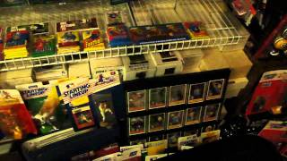 ULTIMATE BASEBALL CARD ROOM IN HOME SOUTH CAROLINA