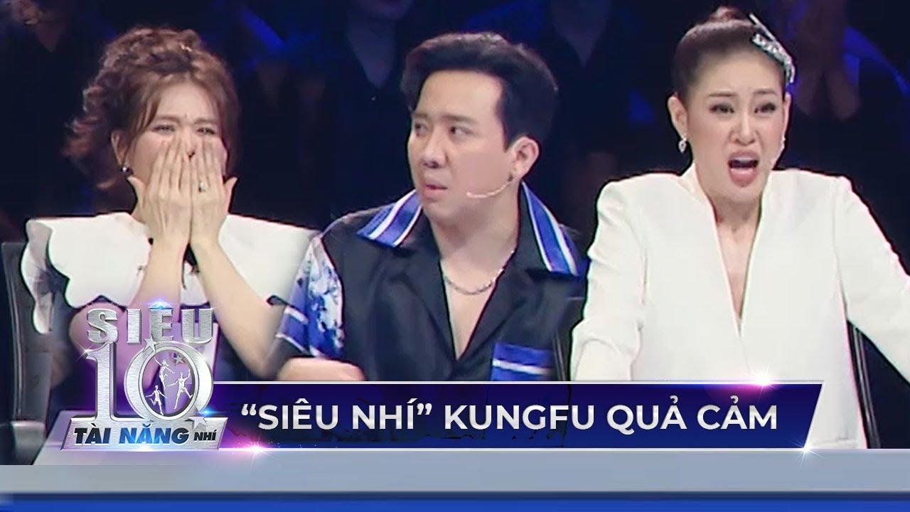 Trấn Thành, Hari Won, Khánh Vân 'KHÔNG DÁM TIN' màn trình diễn 'QUẢ CẢM' của bé Huy Toàn | STNN 3