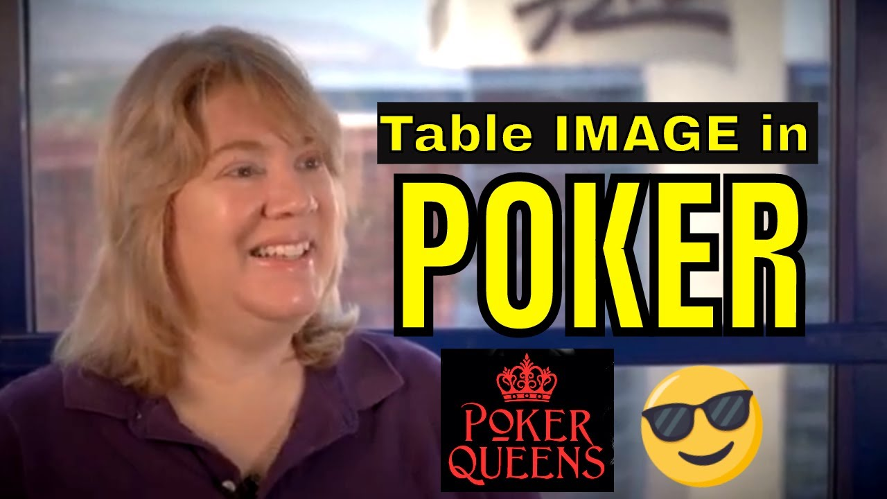 Is Wearing Poker Sunglasses +EV and Table Image: Kathy Liebert from Poker Queens, The Movie