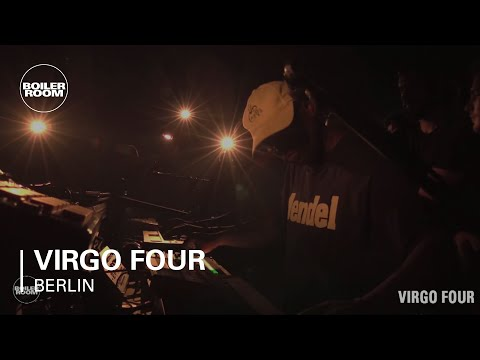 House: Virgo Four Boiler Room Berlin Live Set