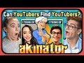YouTubers Try To Find Themselves In Akin