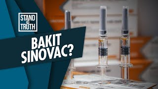 Stand for Truth: Bakit Sinovac?