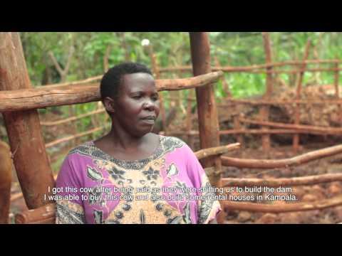 Mama Hamida's Story (A Dam Relief for Bujagali)