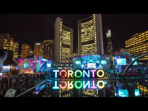TORONTO CANADA - CITY TOUR AND CRUISE!