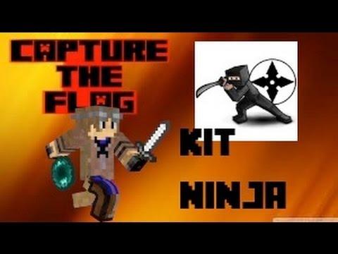 Minecraft MCCTF - Ninja/Soldier - BADBOYHALO